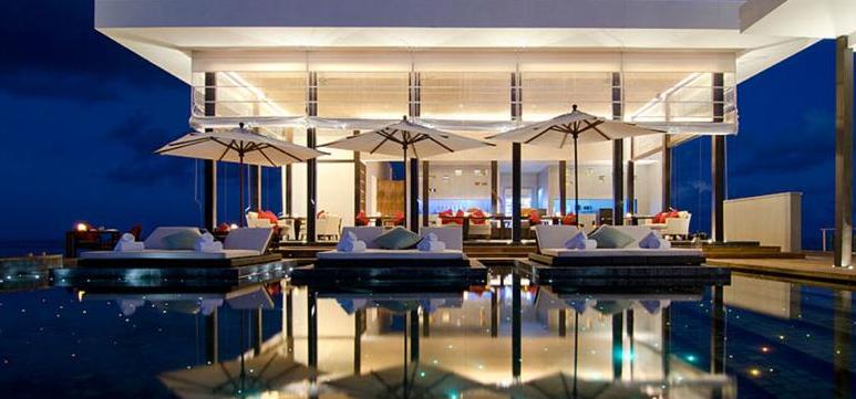 hotel maldivas lujo